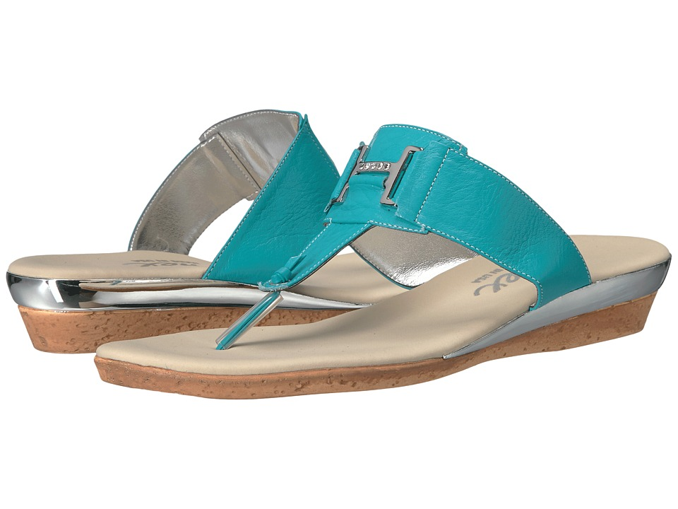Onex - Harriet (Turquoise) Women's Sandals