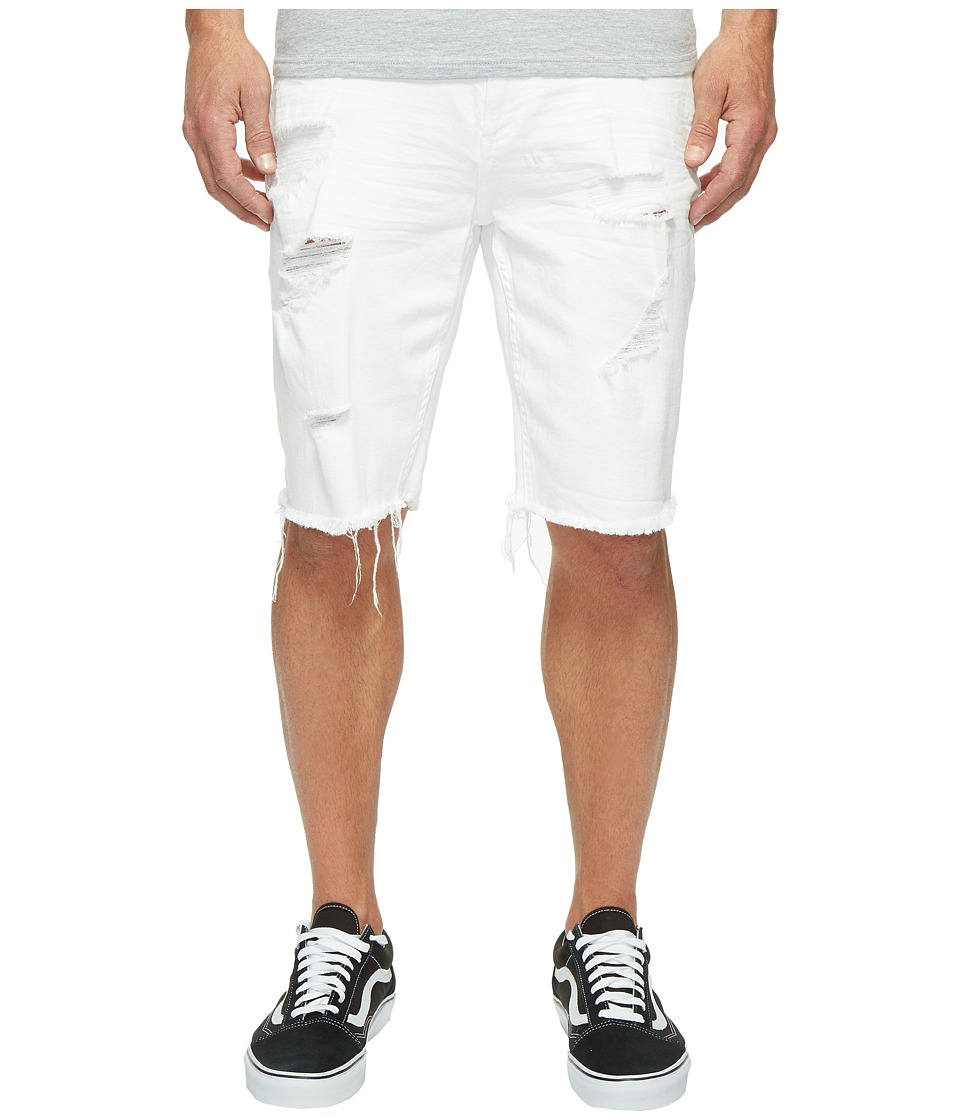 Calvin Klein Jeans Canvas Baked Five-Pocket Shorts (Canvas Baked) Men