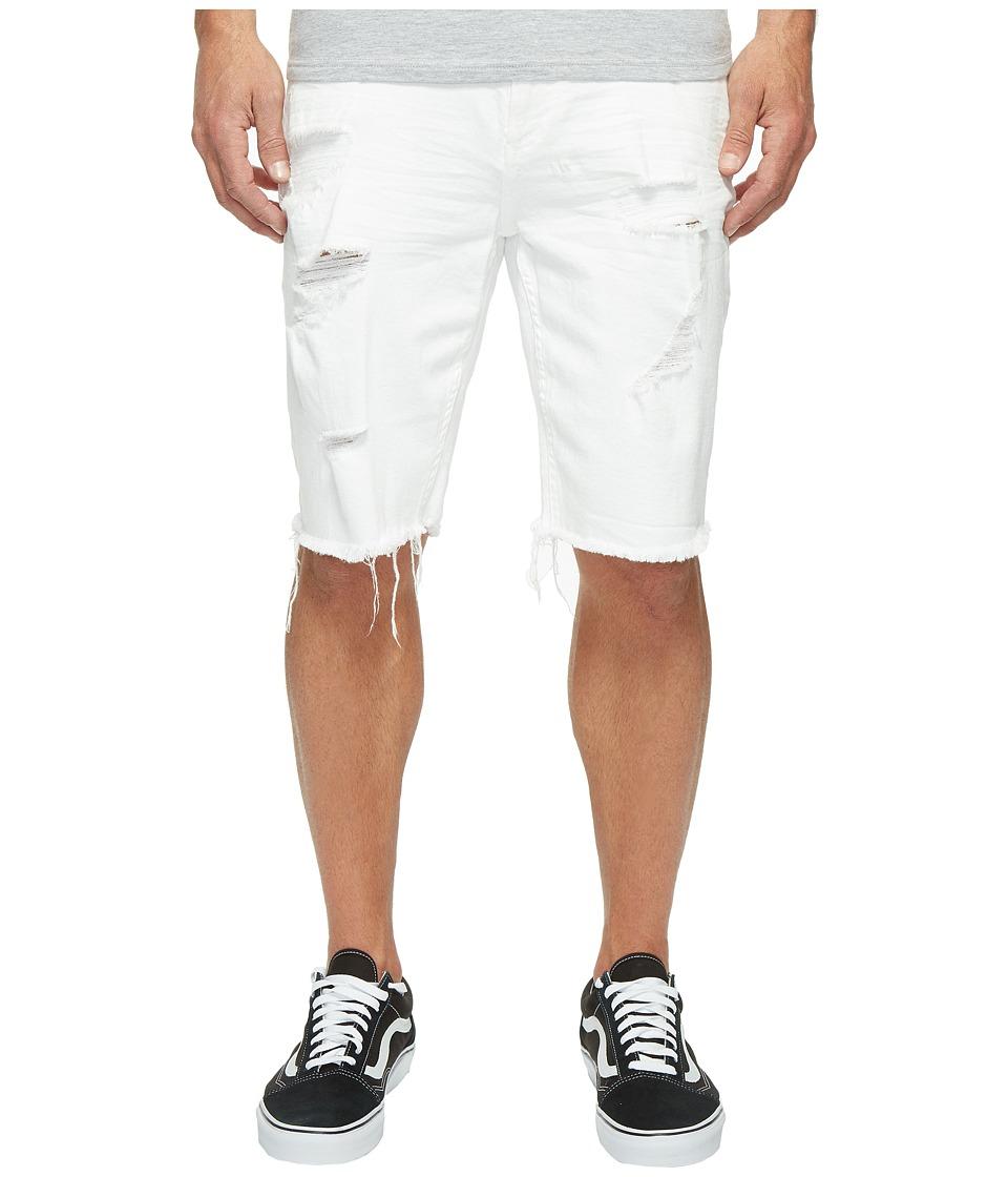 Calvin Klein Jeans Canvas Baked Five-Pocket Shorts (Canvas Baked) Men