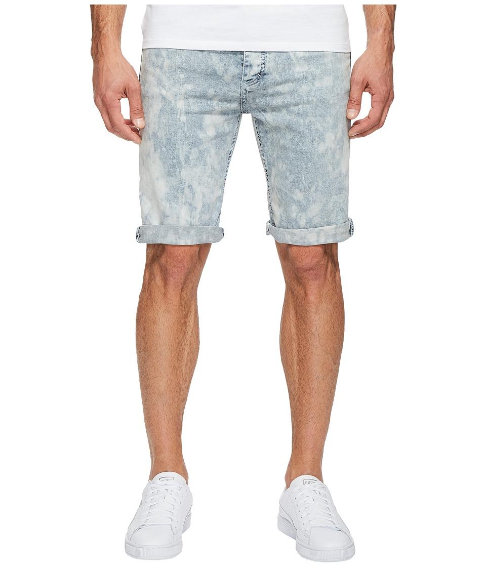 Calvin Klein Jeans - Purple Dusk Denim Shorts (Purple Dusk) Men's Shorts