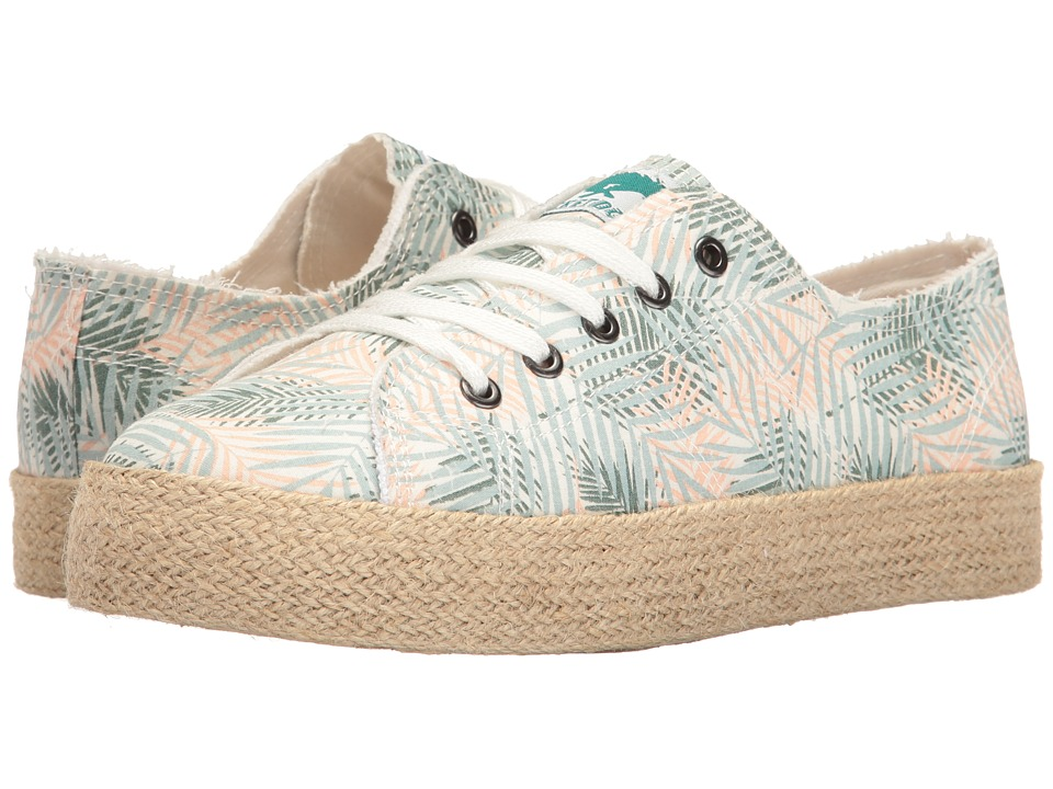Rocket Dog - Madox (Green Jungle Palm) Women's Lace up casual Shoes