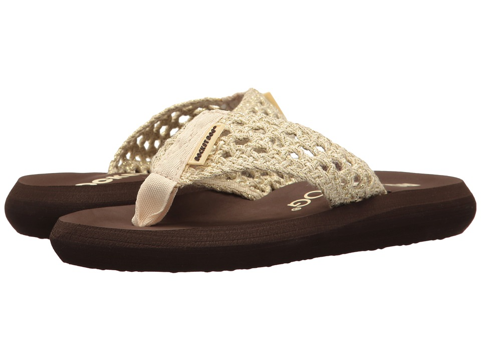 Rocket Dog - Spotlight Comfort (Natural Stapleton) Women's Sandals