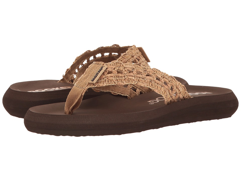 Rocket Dog - Spotlight Comfort (Natural Corts) Women's Sandals