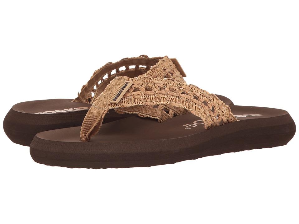 Rocket Dog - Spotlight Comfort (Natural Corts) Women's Sandals