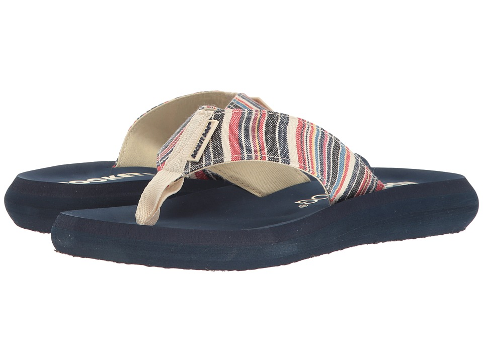 Rocket Dog - Spotlight Comfort (Natural Multi Roads) Women's Sandals