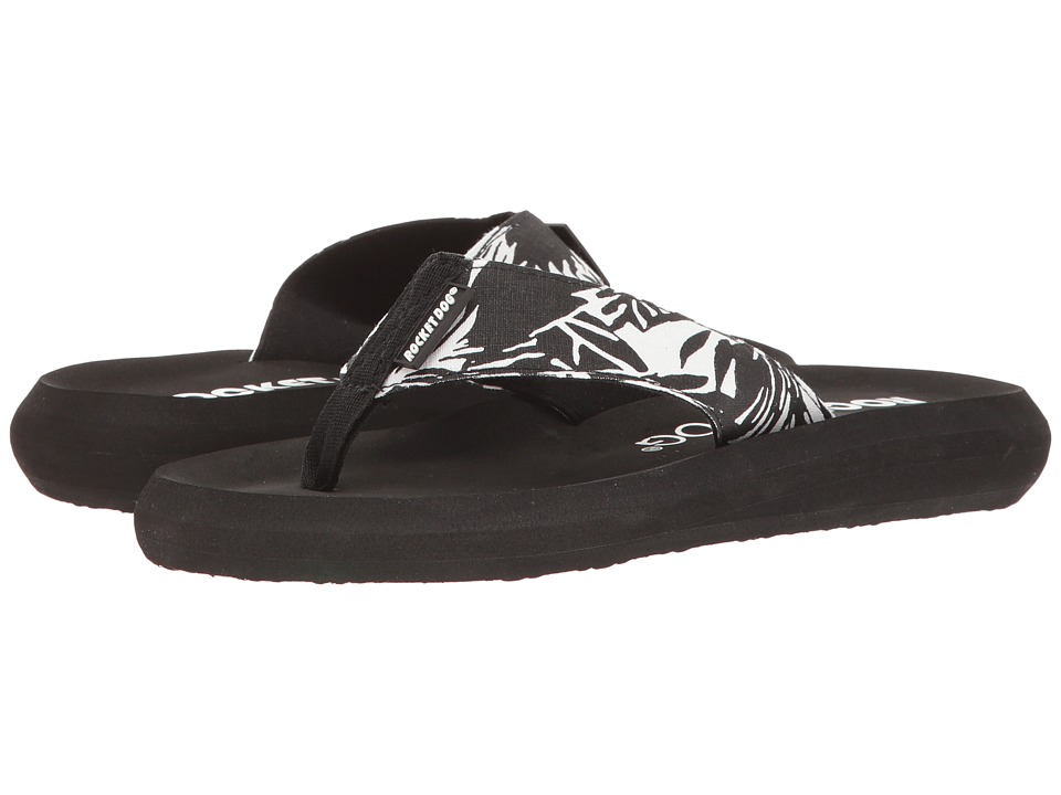 Rocket Dog - Spotlight Comfort (Black Heatwave) Women's Sandals