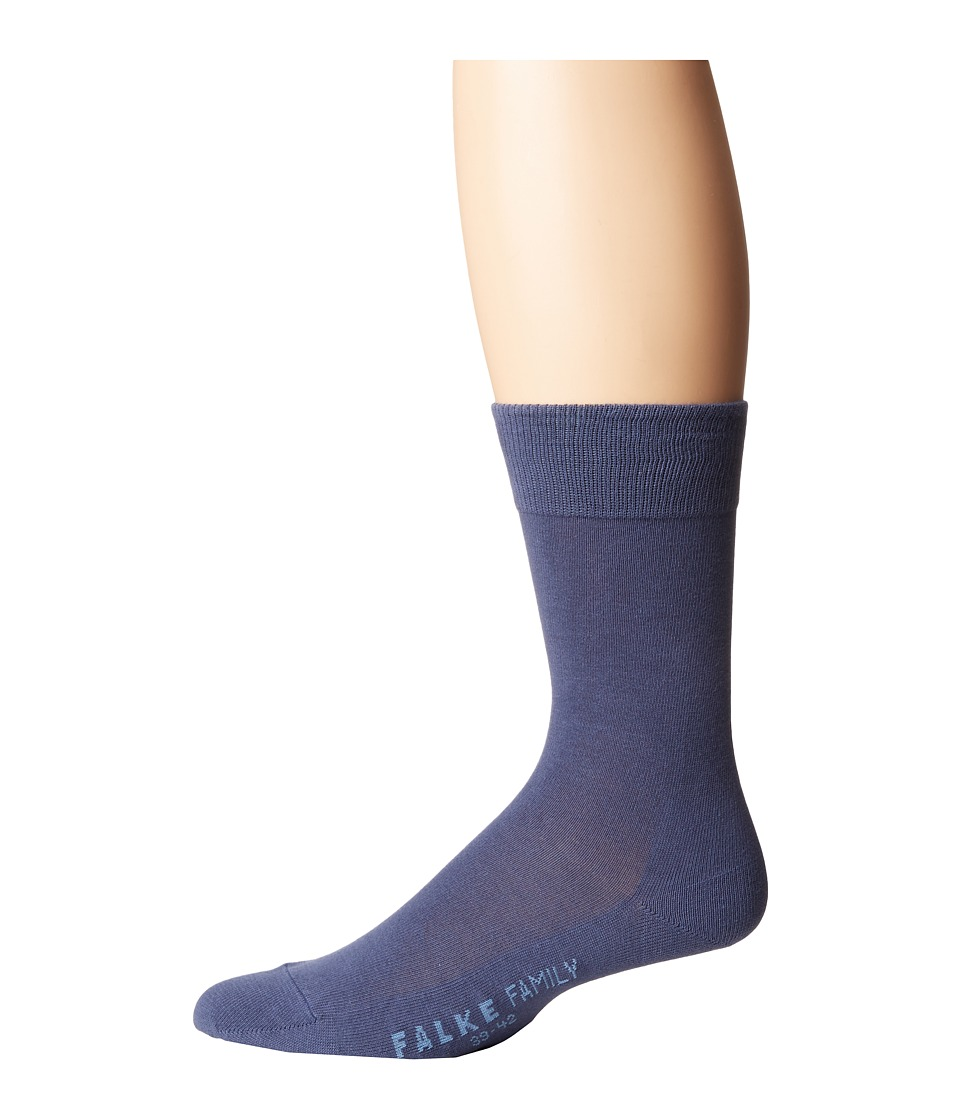 Falke - Family Sock (Tuareg) Men's Crew Cut Socks Shoes
