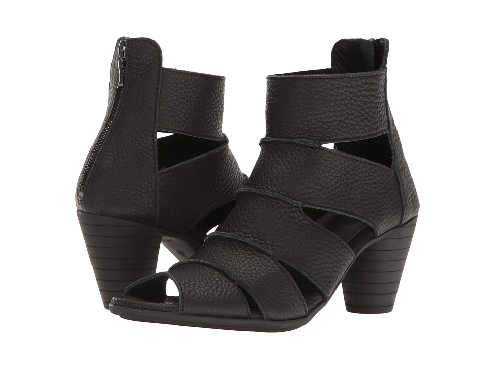 Arche - Fueriz (Noir Vachette Fast) Women's Shoes