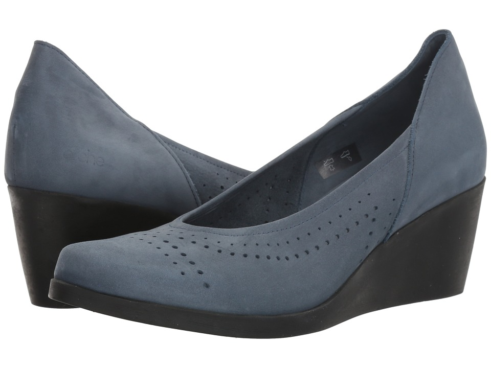 Arche - Jodici (Mauna/Grey Nubuck) Women's Shoes