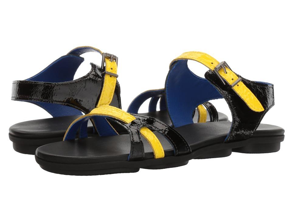 Arche - Palmaz (Noir/Cedrat/Sapphire Lakli) Women's Shoes