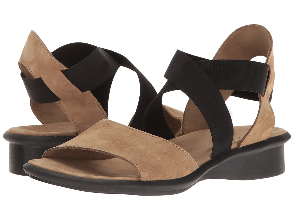 Arche - Satia (Sand Nubuck) Women's Sandals
