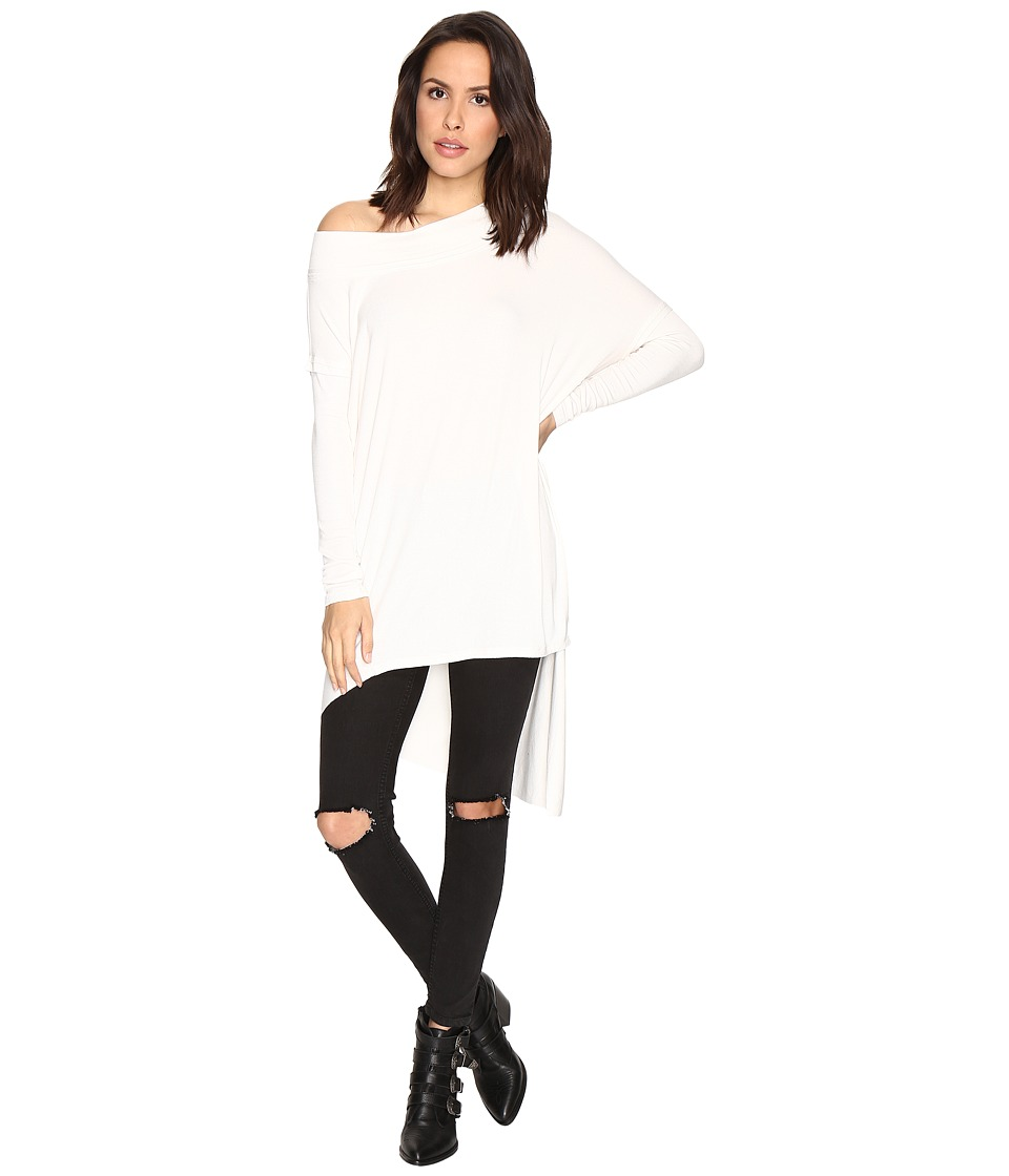 Free People - Grapevine Tunic (Ivory) Women's Long Sleeve Pullover