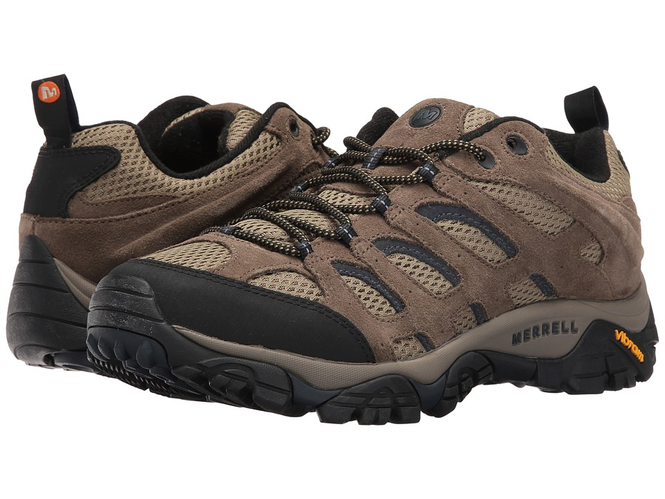 Merrell - Moab Ventilator (Canteen/Boa) Men's Lace up casual Shoes