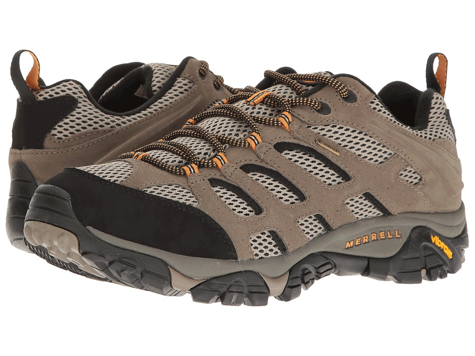 Merrell - Moab GTX (Walnut) Men's Shoes
