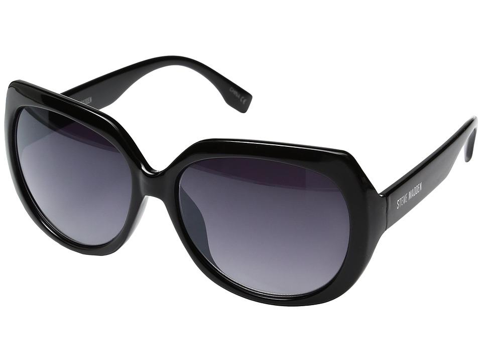 Steve Madden - Michelle (Black) Fashion Sunglasses