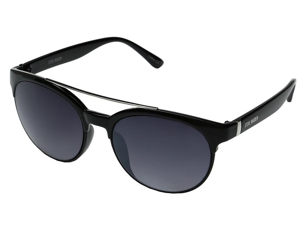 Steve Madden - Jacqueline (Black) Fashion Sunglasses