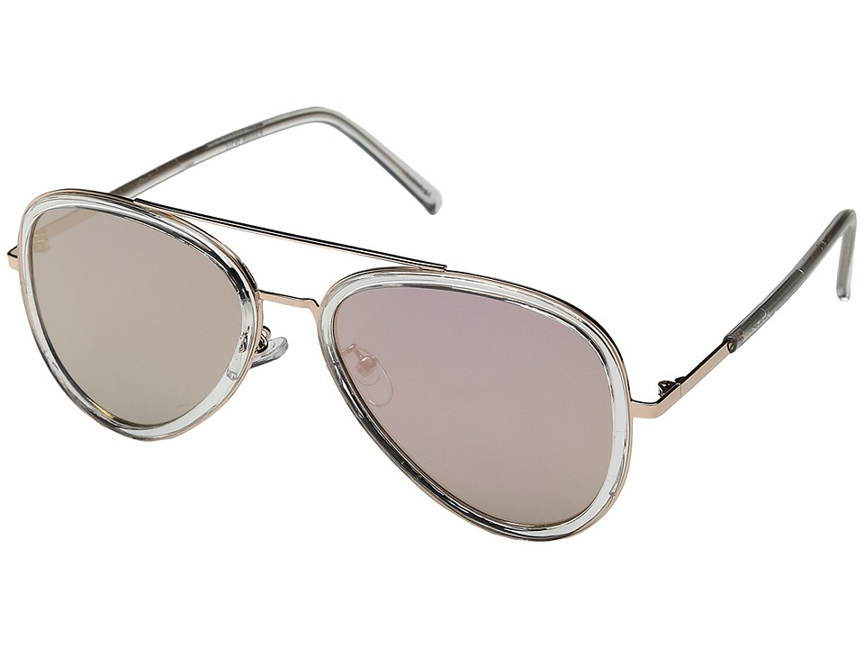 Steve Madden - Maria (Gold) Fashion Sunglasses
