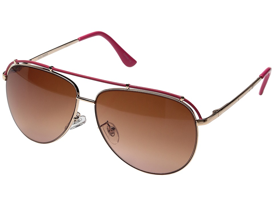 Steve Madden - Danielle (Pink) Fashion Sunglasses
