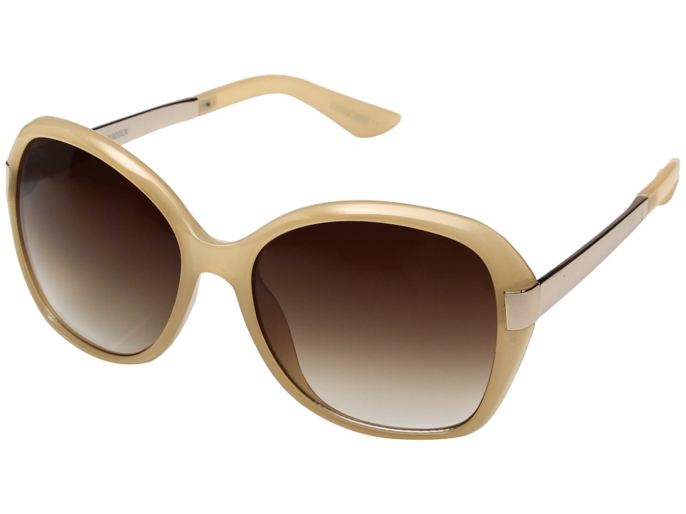 Steve Madden - Paulie (Nude) Fashion Sunglasses