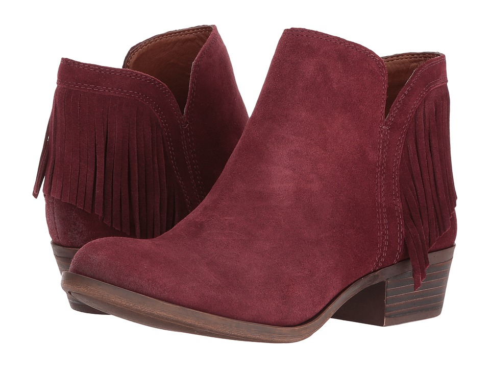 Lucky Brand Benjii (Ruby Wine) Women