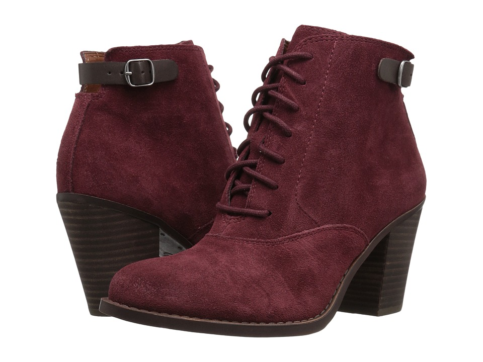 Lucky Brand Echoh (Beet/Java) Women