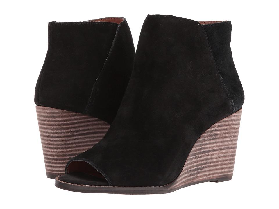 Lucky Brand - Jezzah (Black) Women's Shoes