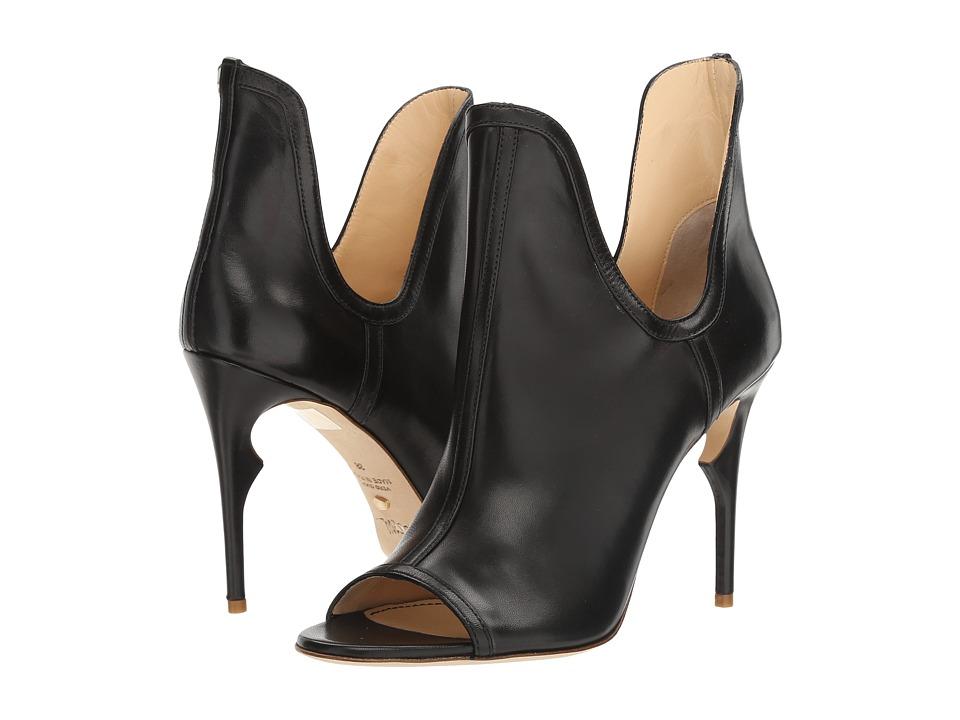 Jerome C. Rousseau - Jujo Nappa Heel (Black) High Heels