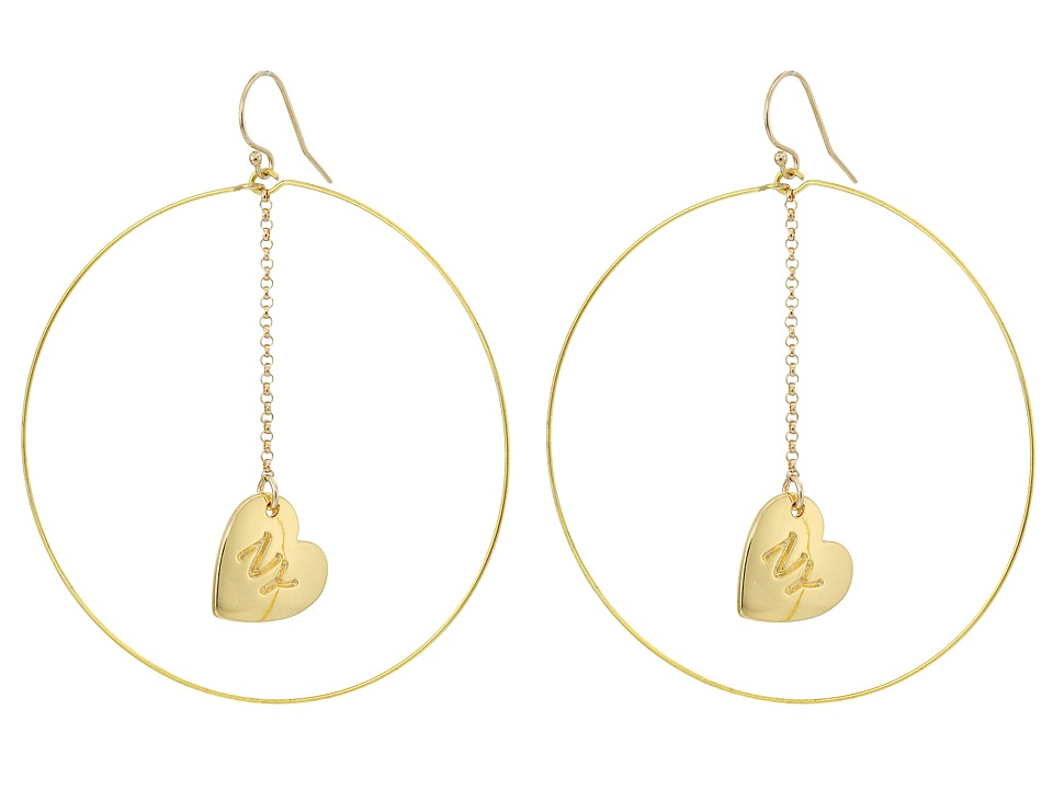 Vanessa Mooney - The NY Earrings (Gold) Earring