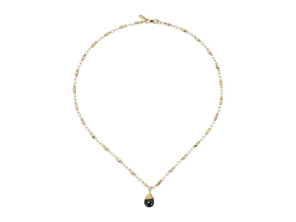 Vanessa Mooney - The Aiko Choker (Gold) Necklace