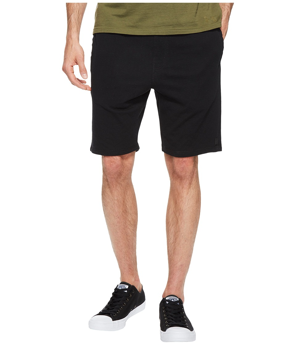 Tavik - Caster Walkshorts (Black) Men's Shorts