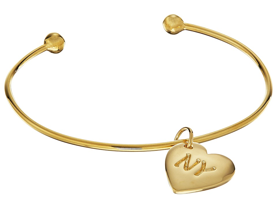 Vanessa Mooney - The NY Cuff Bracelet (Gold) Bracelet