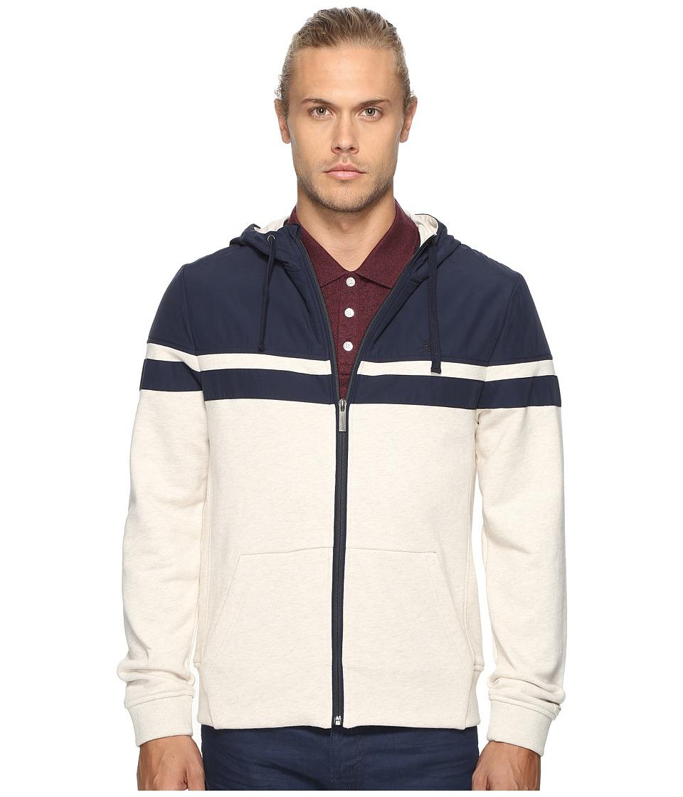 Original Penguin - Vintage Gym Beckford Jacket (Mirage Gray) Men's Coat