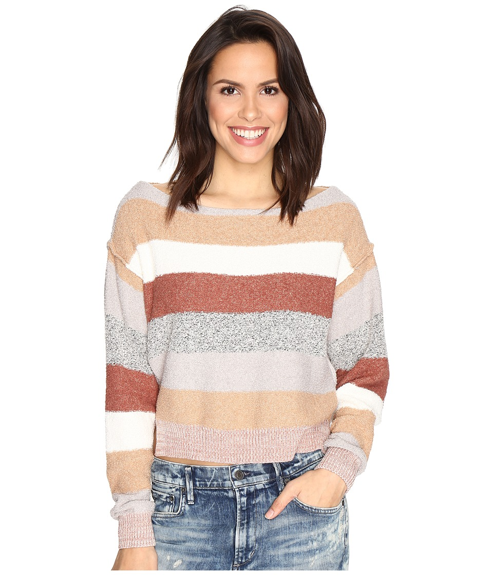 Free People - Candyland Pullover (Ivory) Women's Clothing