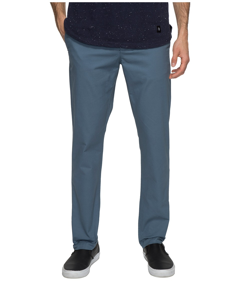 Original Penguin - P55 Slim Stretch Chino Pants (Bering Sea) Men's Casual Pants