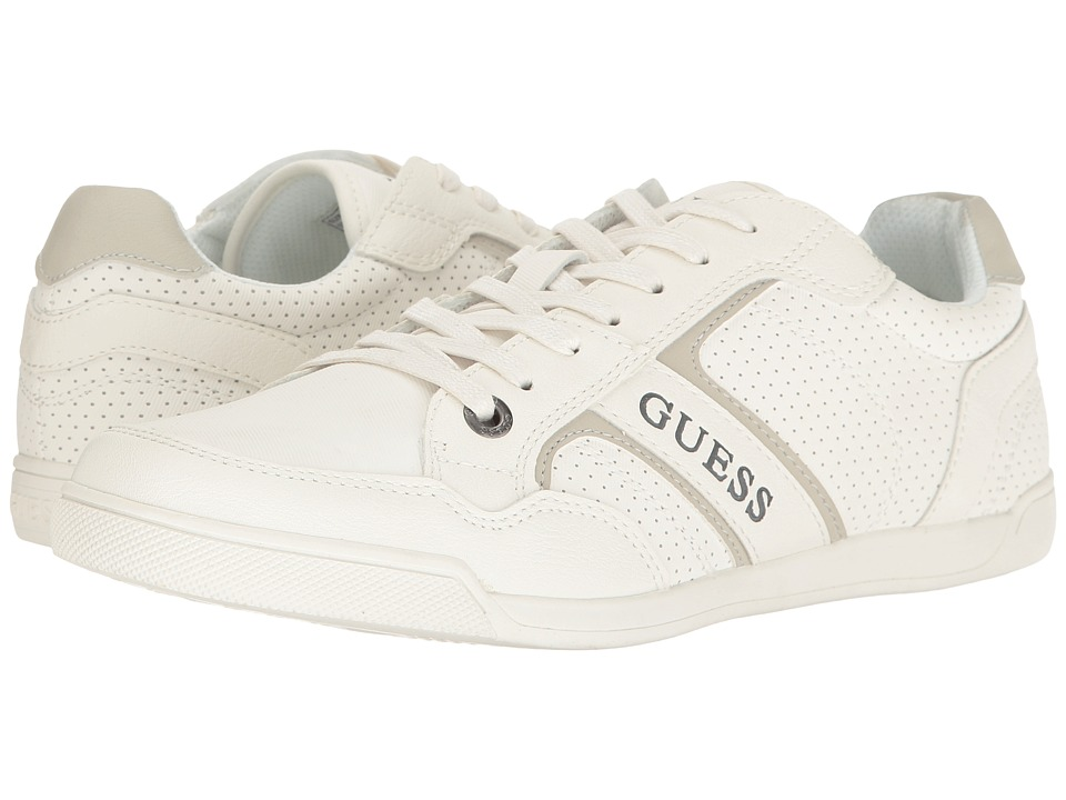 GUESS Jambi (White) Men