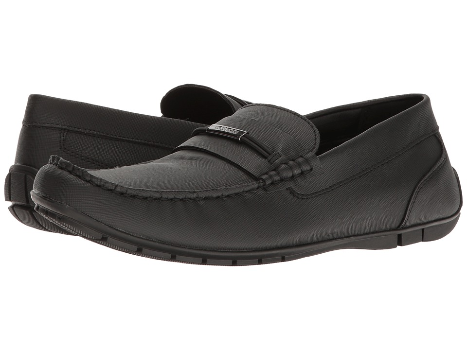 GUESS - Macgowan (Black) Men's Shoes