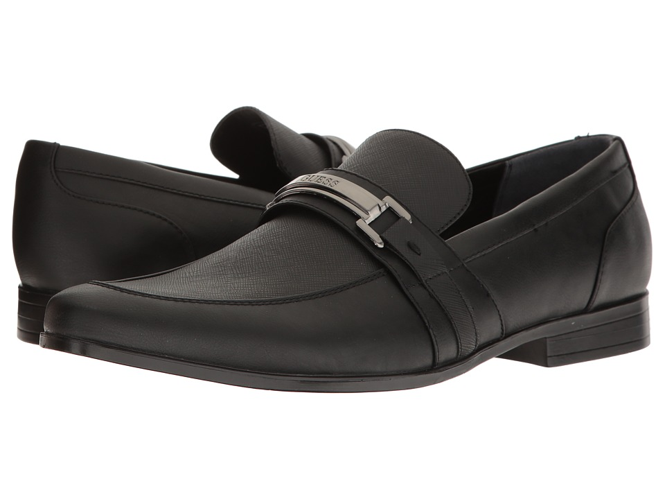 GUESS - Gustavo (Black) Men's Shoes