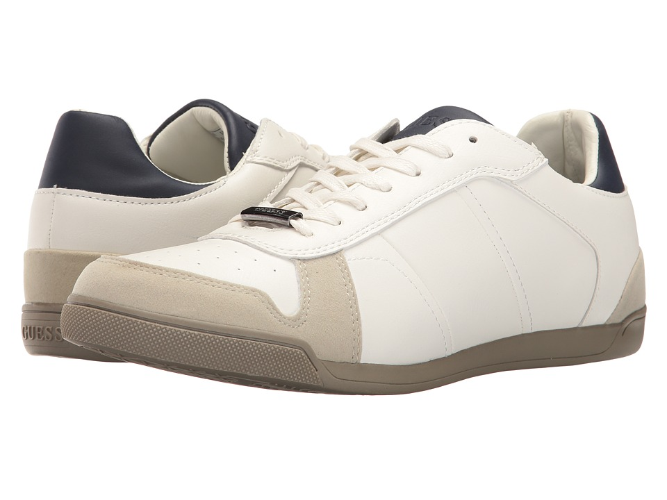 GUESS Jemerson (White) Men