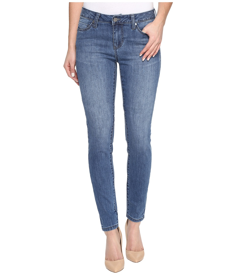 Liverpool - Abby Skinny Vintage Super Comfort Stretch Denim Jeans in Melbourne Light (Melbourne Light) Women's Jeans