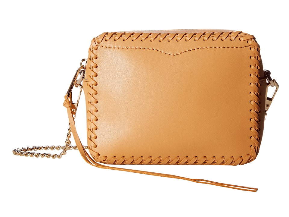 Rebecca Minkoff - Chase Camera Crossbody (Sand Multi) Cross Body Handbags