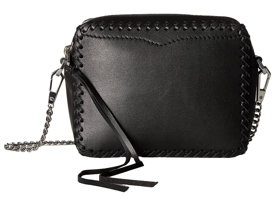 Rebecca Minkoff - Chase Camera Crossbody (Black Multi) Cross Body Handbags