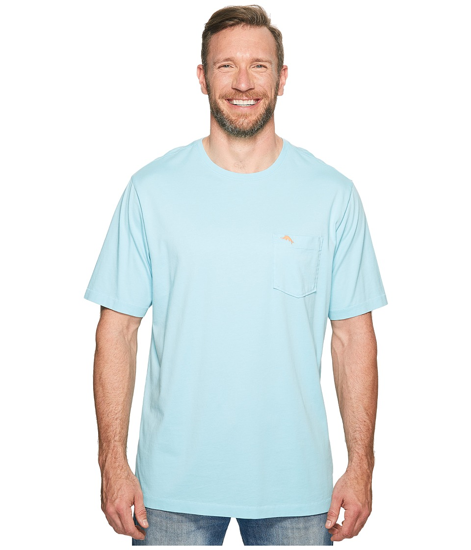Tommy Bahama Big & Tall - Big Tall New Bali Sky (Graceful Sea) Men's T Shirt