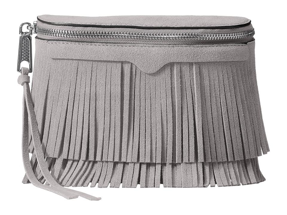 Rebecca Minkoff - Finn Belt Bag (Putty) Handbags