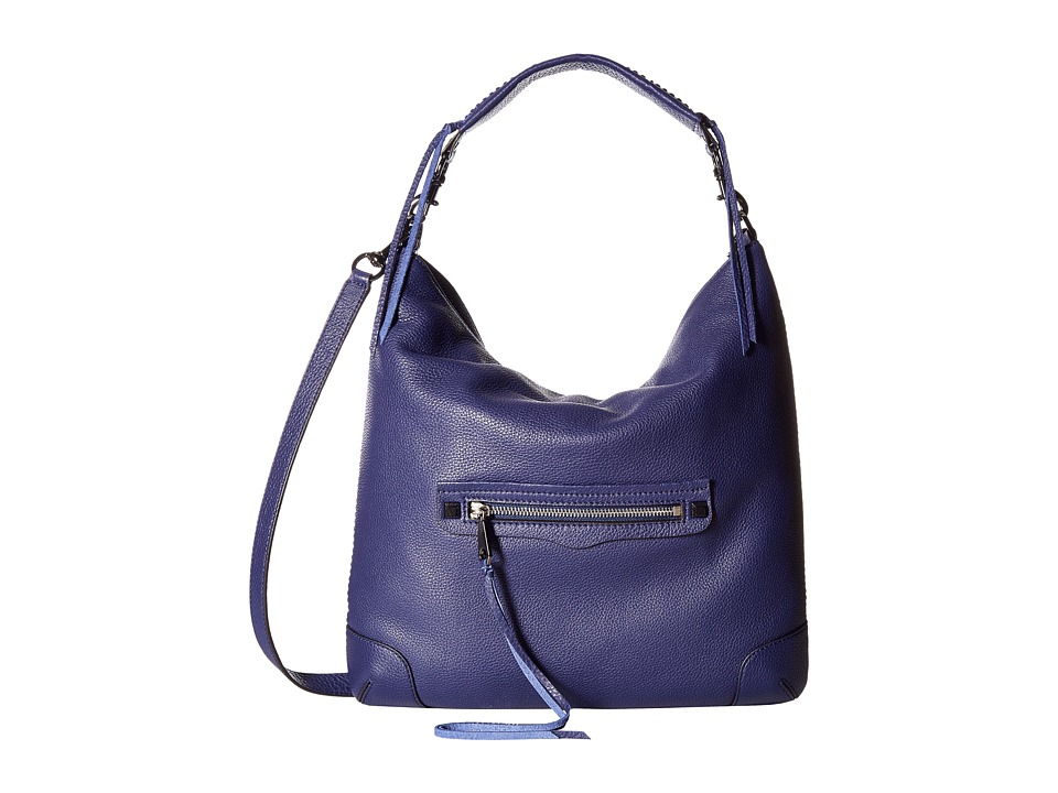Rebecca Minkoff - Slim Regan Hobo (Eclipse) Hobo Handbags