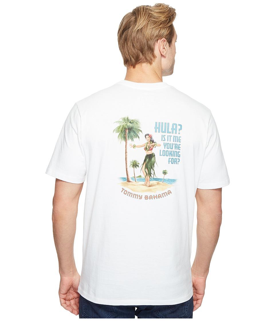 Tommy Bahama - Hula Its Me Tee (White) Men's T Shirt