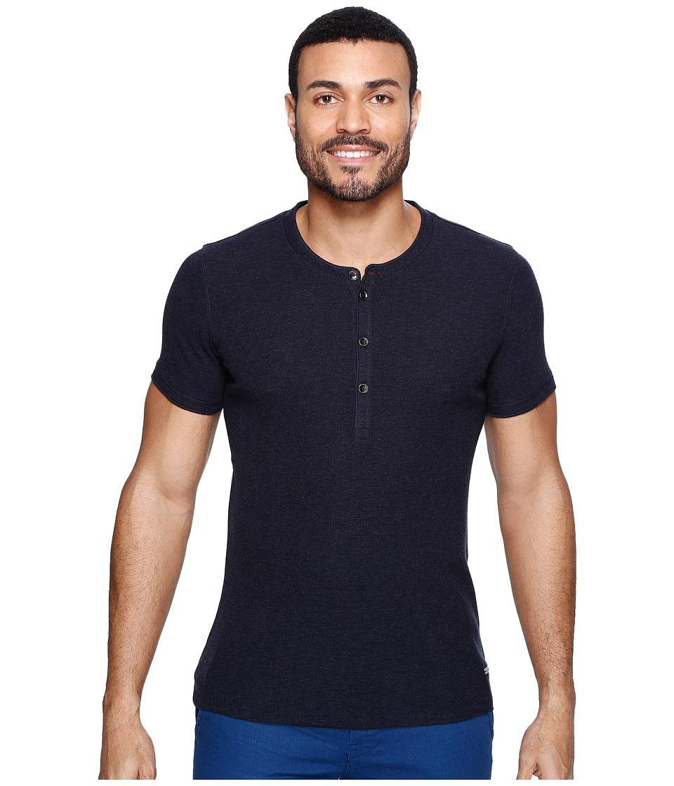BOSS Orange - Topside 10187594 01 (Dark Blue) Men's Clothing