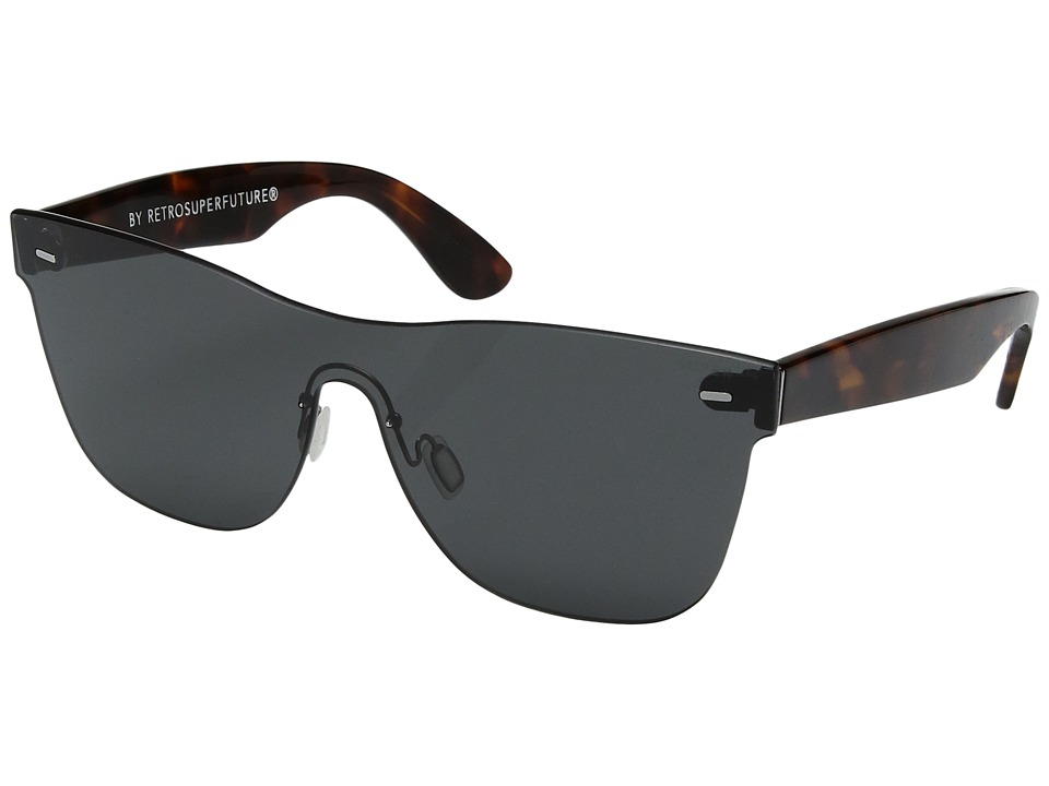 Super - Screen Classic Black (Black) Fashion Sunglasses