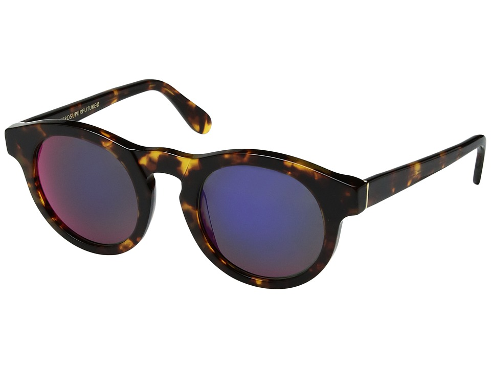 Super - Boy Infrared (Havana/Infrared) Fashion Sunglasses