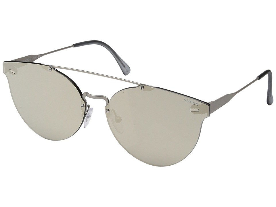 Super - Tuttolente Giaguaro Ivory (Ivory) Fashion Sunglasses