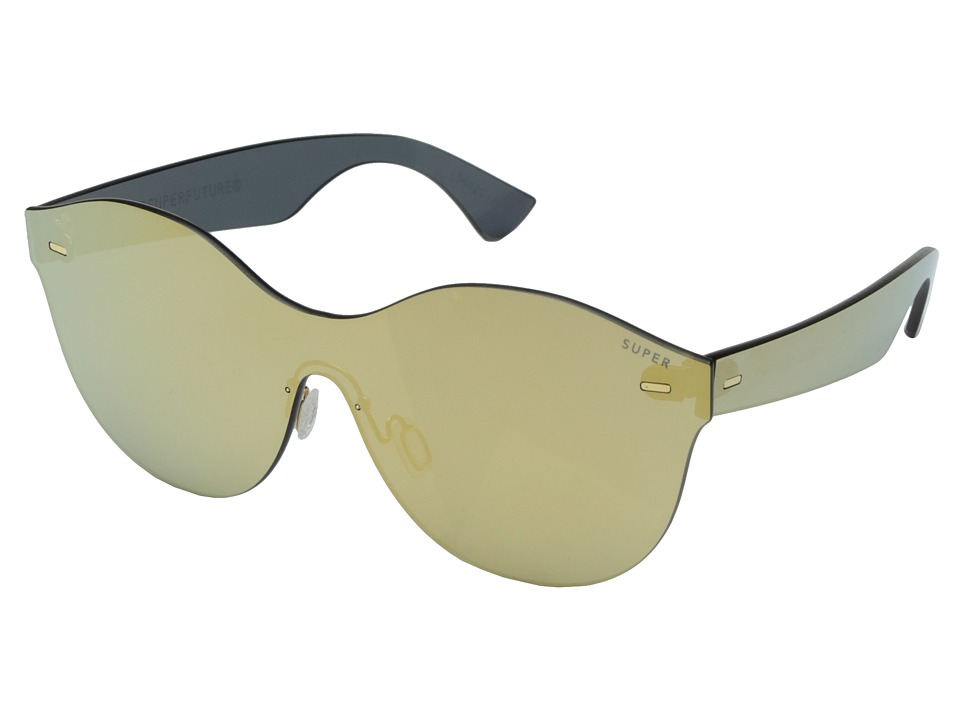 Super - Mona 54mm (Tuttolente Gold) Fashion Sunglasses